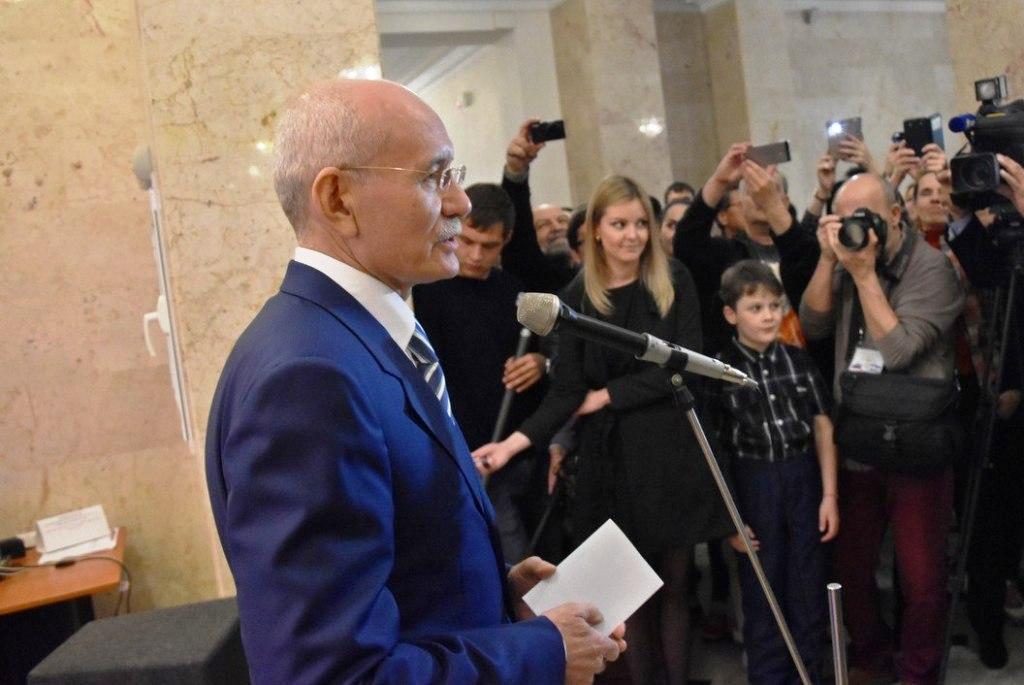 Гостями торжественной церемонии стали председатель Челябинского регионального отделения Союза фот