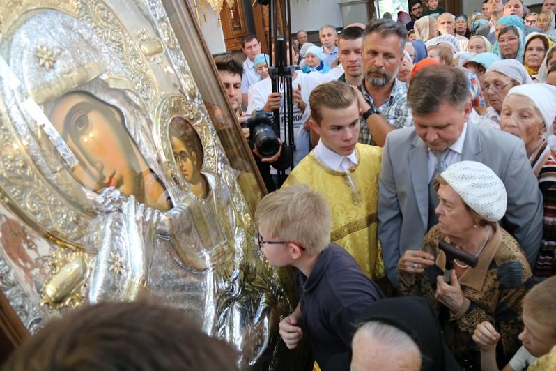 Настоятель Ватопедского монастыря (Греция, Святая гора Афон) архимандрит Ефрем приехал на днях в