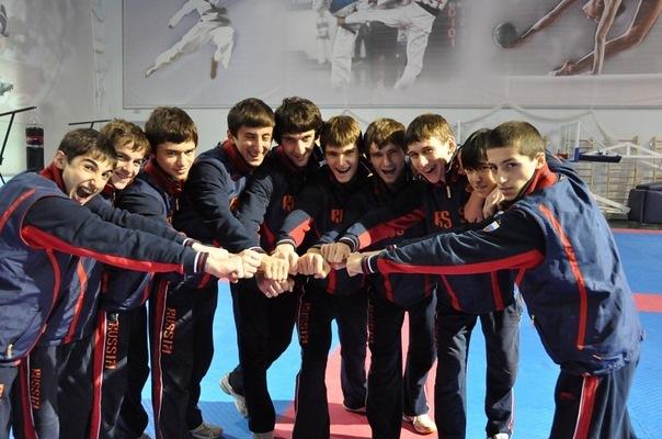 Первенство Европы по олимпийскому тхэквондо среди юниоров 15-17-ти лет прошло в городе Пафос на