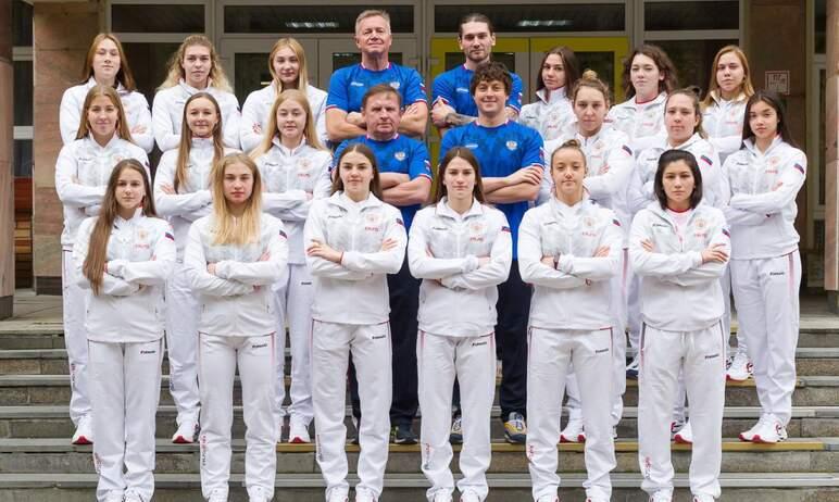 Сразу десять игроков, представляющих Златоуст (Челябинская область), в составе сборной России поб