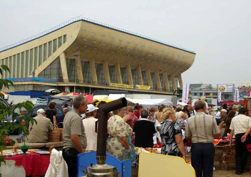 Новое место проведения этого масштабного мероприятия – ледовая арена «Трактор» на северо-западе Ч