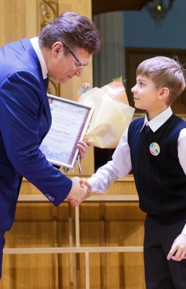 Юным дарованиям Челябинской области вручили премии минкульта. Награждение победителей творческого