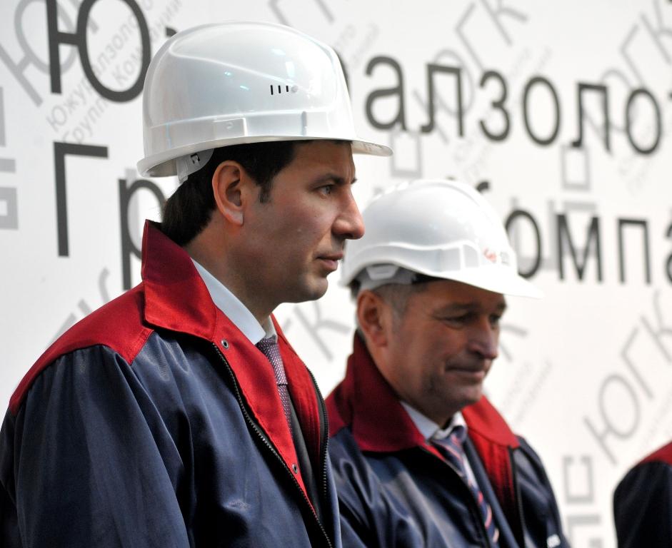 Как сообщили агентству «Урал-пресс-информ» в ОАО «ЮГК», губернатор и руководители компании торжес