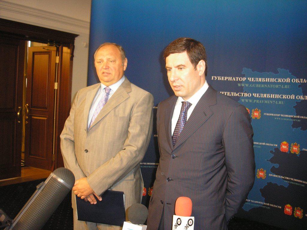 Как сообщил агентству «Урал-пресс-информ» председатель совета директоров ОАО «ЧТПЗ» Александр Фед