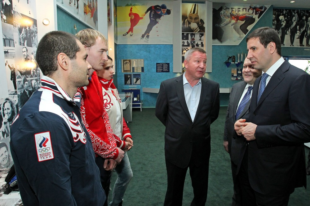 Как сообщает пресс-служба губернатора, на места в национальной сборной претендуют хоккеисты – чем