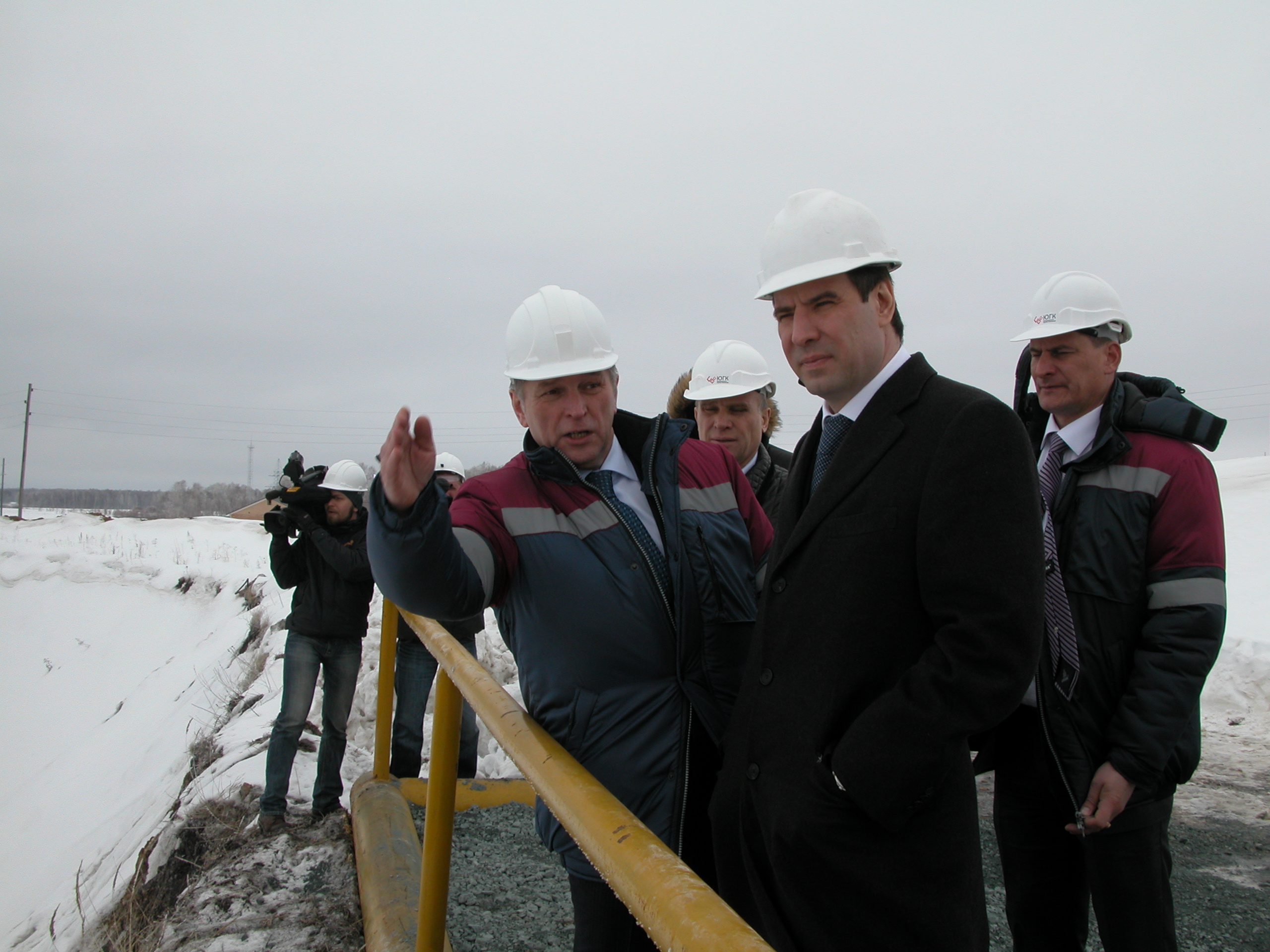 Как сообщили агентству «Урал-пресс-информ» в ОАО «ЮГК», строительство фабрики было нача