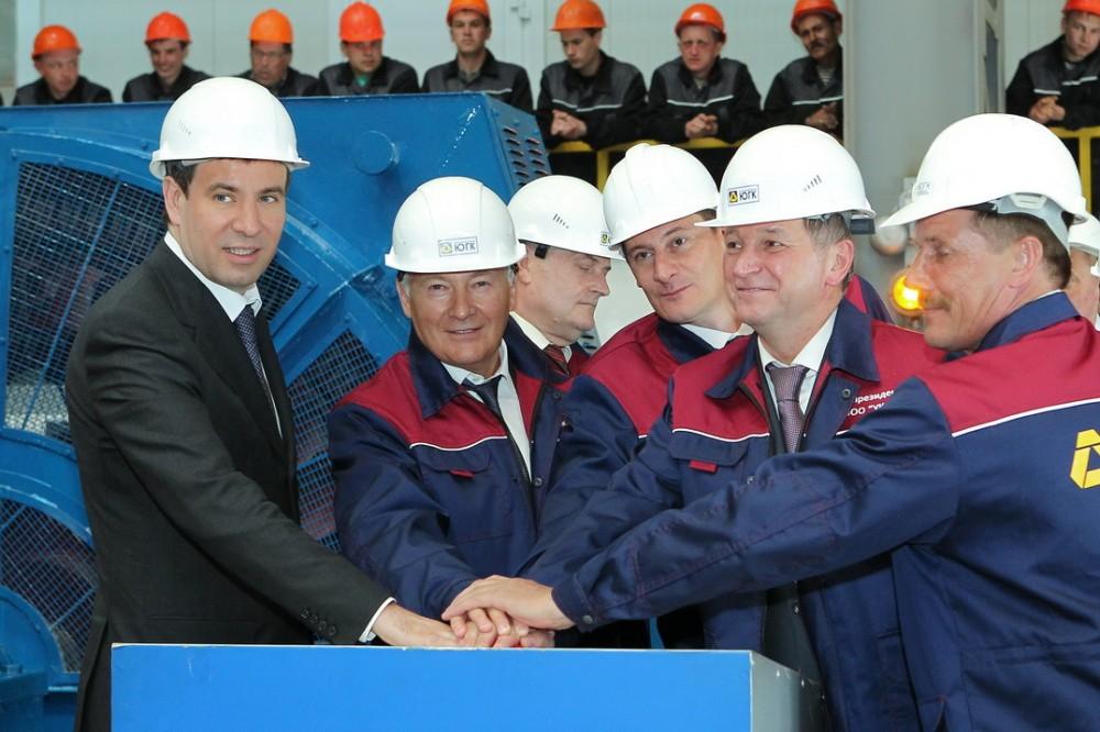 «Открытие новой фабрики – важное событие для региона. На золотодобывающую отрасль мы сейчас делае