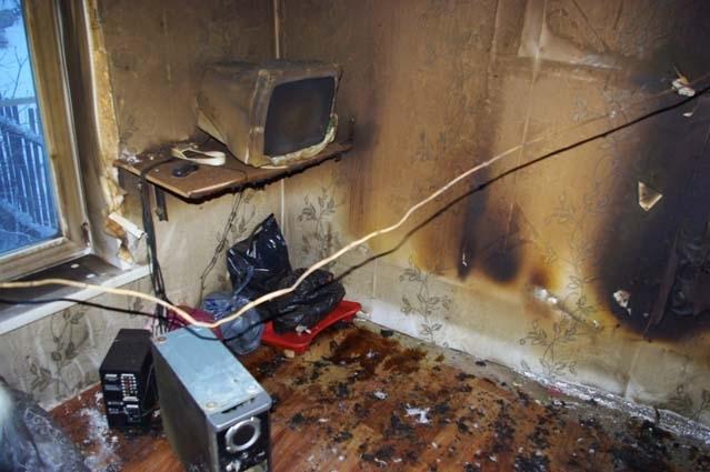 Напомним, что пожар в частном доме на улице Колхозной произошел пятого февраля. Трое ребятишек на