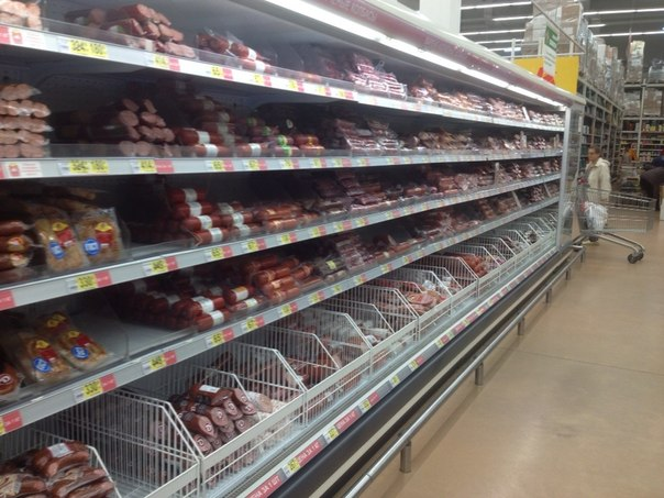 Проверке подверглись пять базовых наименований – молочная продукция, мясо, рыба, птица, овощи. В