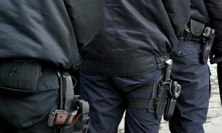 В Снежинске (Челябинская область) сотрудники управления экономической безопасности иборьбы