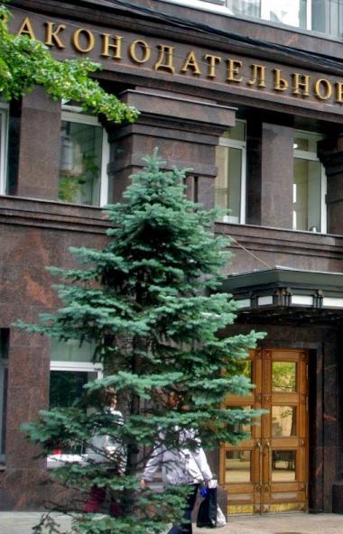 Два депутата Законодательного собрания Челябинской области - Александр Мотовилов и Александр Жура