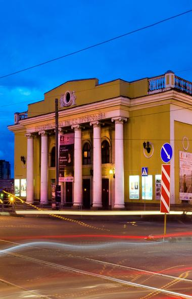 Челябинская филармония с начала введения карантинного режима ежедневно на своём сайте ведёт