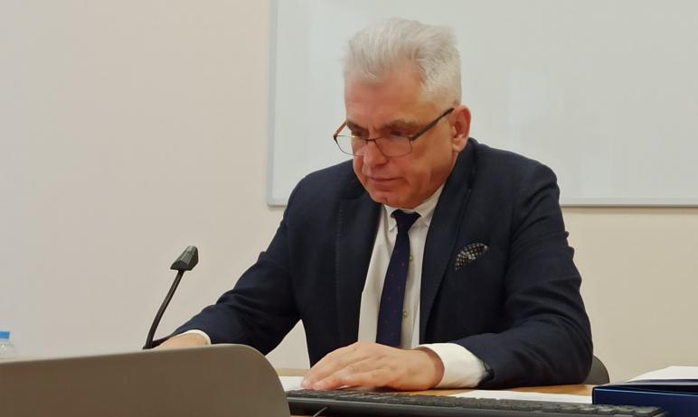 На заседании городского Собрания депутатов Магнитогорска (Челябинская область) вчера, 24 февраля,