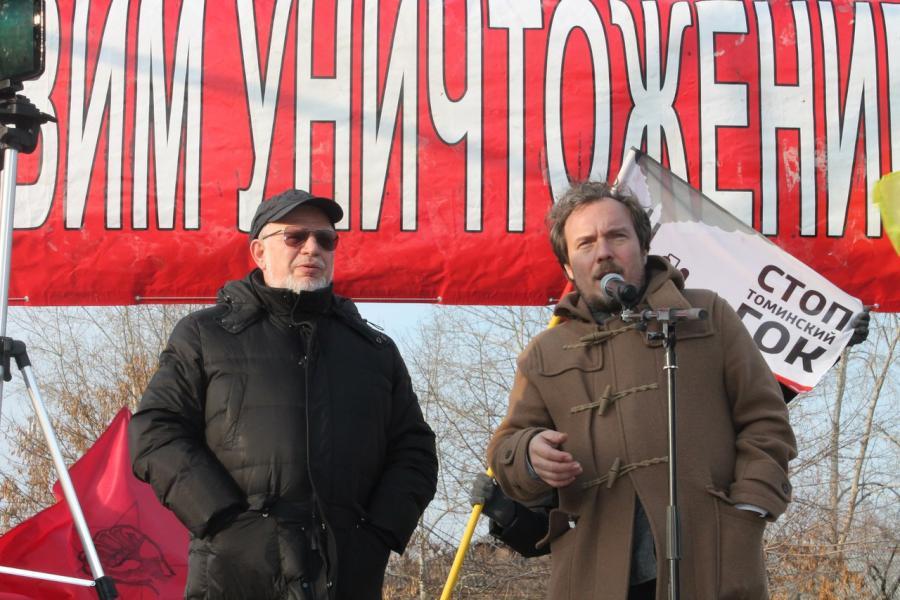 Планируется, что Иван Засурский и Сергей Цыпленков побывают на