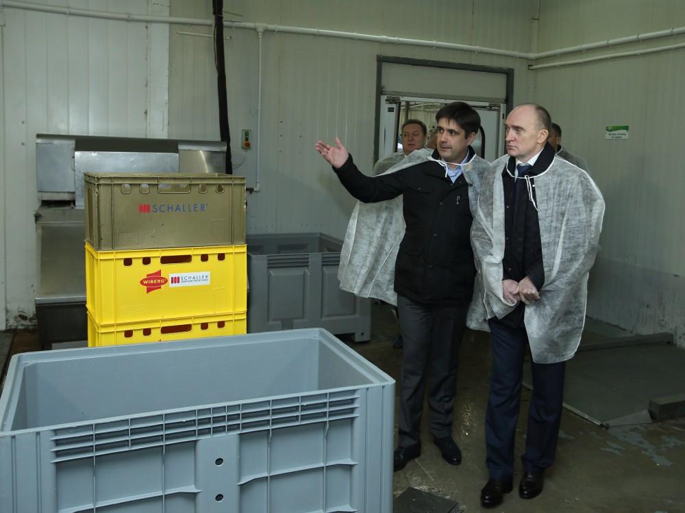 «На сегодняшний день в Челябинской области не существует объекта, который позволил бы в крупных м