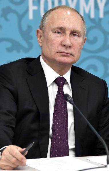 Президент Владимир Путин подчеркнул роль ЧелГУ во взаимоотношениях России и Казахстана: на XVI фо
