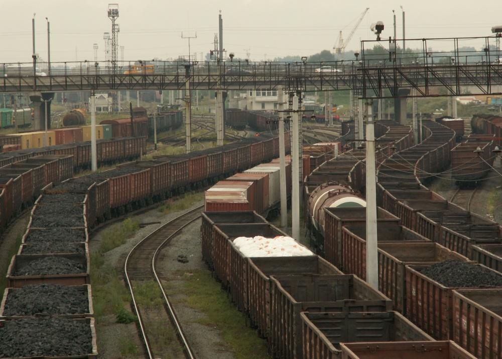 Сход вагонов произошел на станции Челябинск-Главный 10 февраля 20