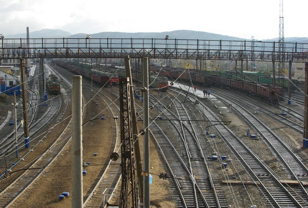 На станции «Челябинск-Главный» разлилась соляная кислота. Опасность ликвидирована. Угрозы экологи