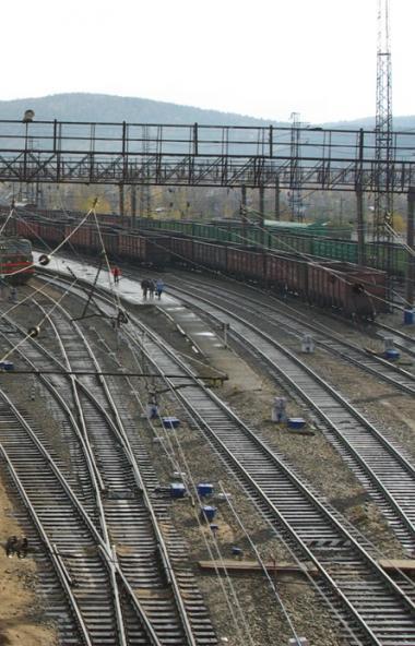 В дежурную часть Южно-Уральского линейного управления МВД России на транспорте поступило сообщени