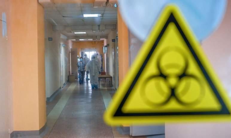 В Челябинской области прошедшие сутки умер 21 житель, у которого была подтверждена коронавирусная