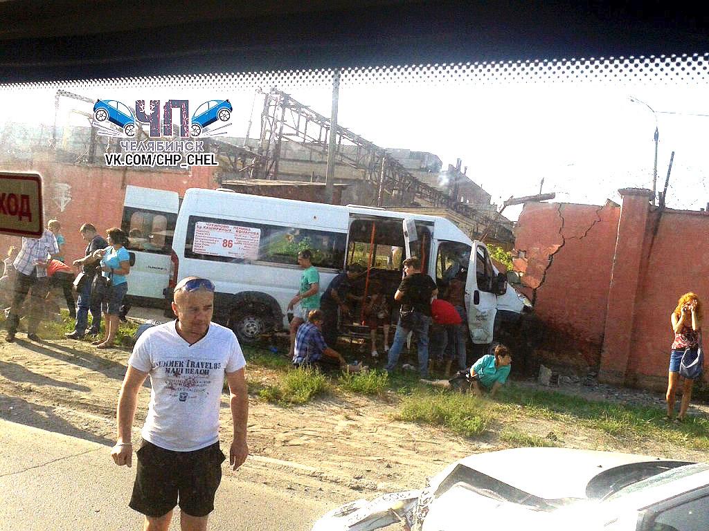 Как сообщало агентство «Урал-пресс-информ», сегодня, 22 августа, на подъезде к поселку Чурилово (