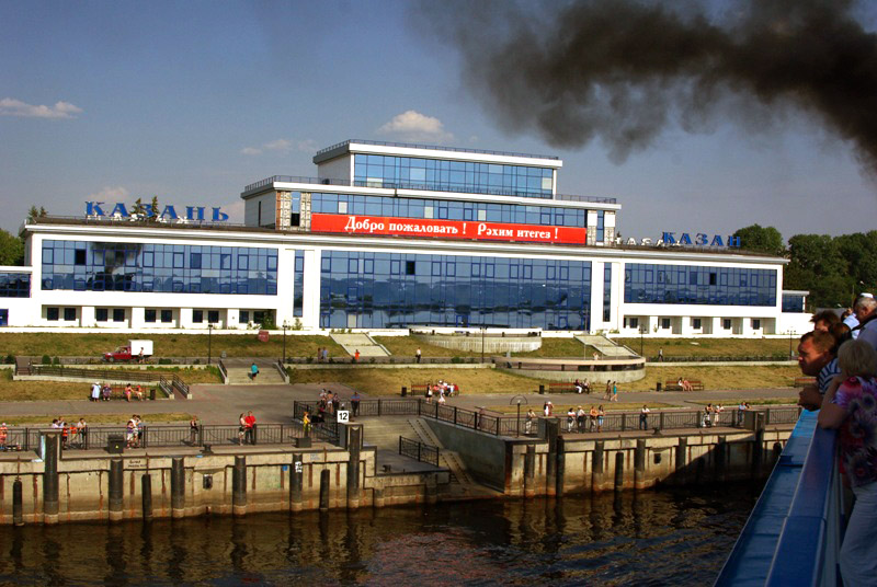 По последней информации спасены 79 пассажиров. Большая часть из них доставлена в Казань подоспевш