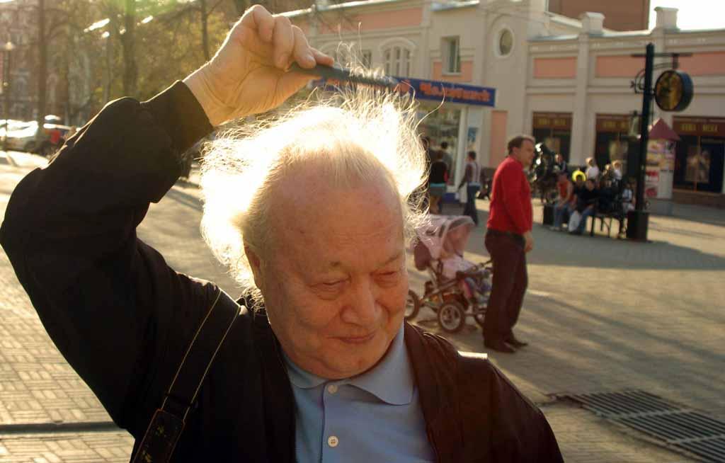 Председатель Челябинского фотоклуба, четырехкратный обладатель премии «Золотой гла
