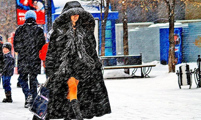 В пятницу, 19 марта, в Челябинской области ожидается облачная погода с прояснением, пройдет снег
