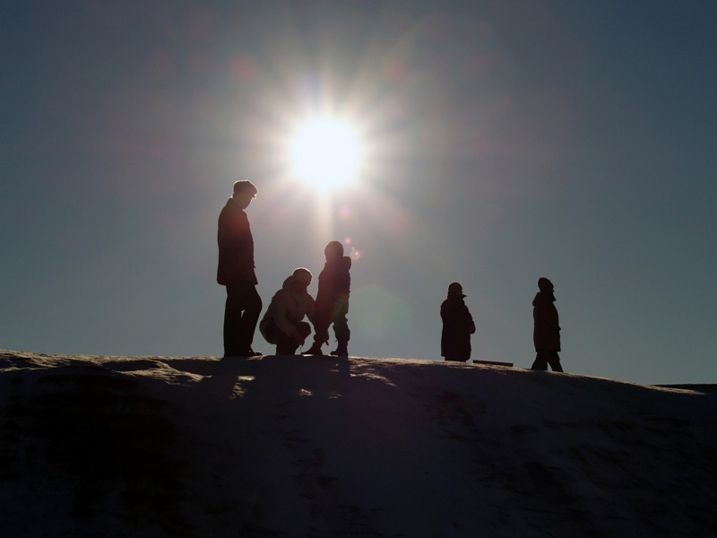Утром в Челябинске было минус 13 градусов, в течение дня столбик термометра поднимется д