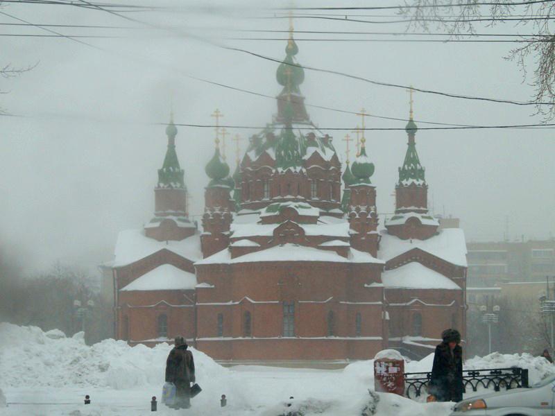 Во вторник, 25 декабря, отменены занятиях в школах Челябинска в связи с низкой температурой возду