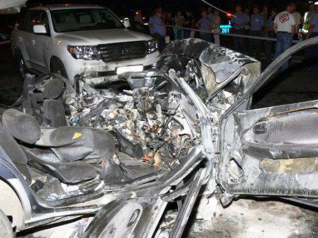 Водитель автомобиля ВАЗ-2112 при спуске не справился с управлением, выехал за пределы дорожной ча