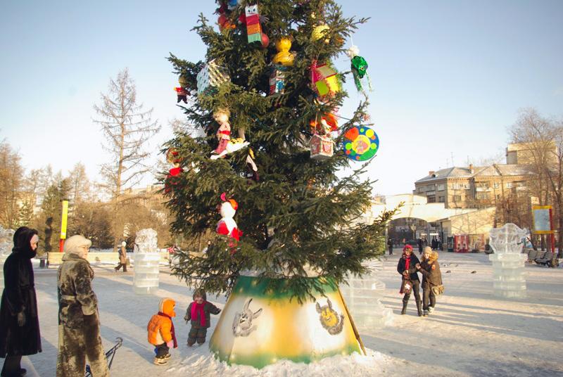В Челябинской областной библиотеке для слепых юные читатели и их родители оживят новогоднюю сказк