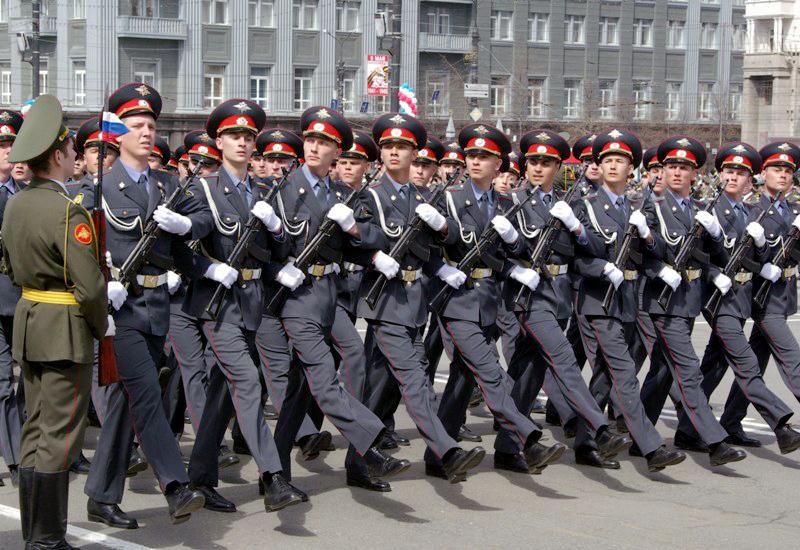 В 2017 году исполняется 100 лет советской милиции. В 2011 году указом президента РФ от 13 октября