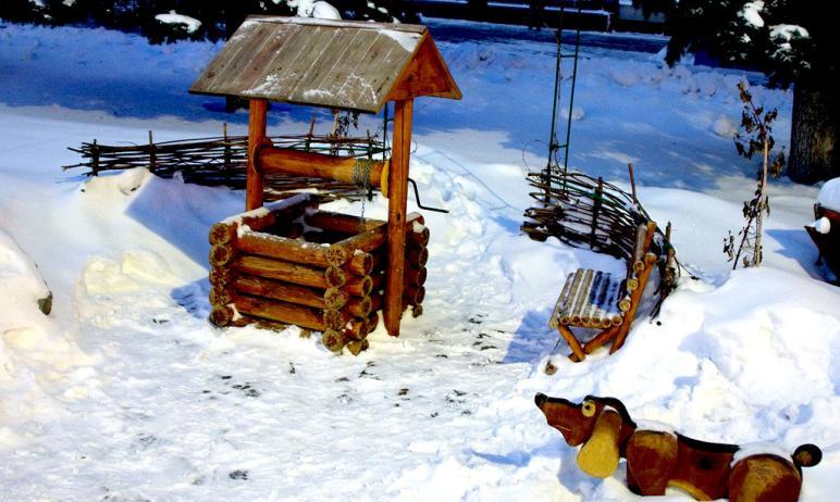 В воскресенье и понедельник не по сезону тепло, небольшой снег