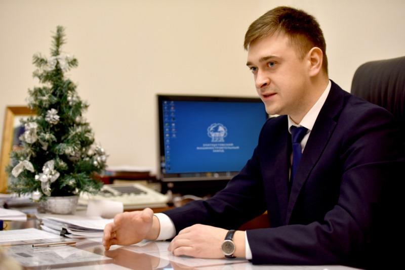 Как сообщил генеральный директор АО «Златмаш» Антон Лобанов, при этом в целом в Челябинской облас