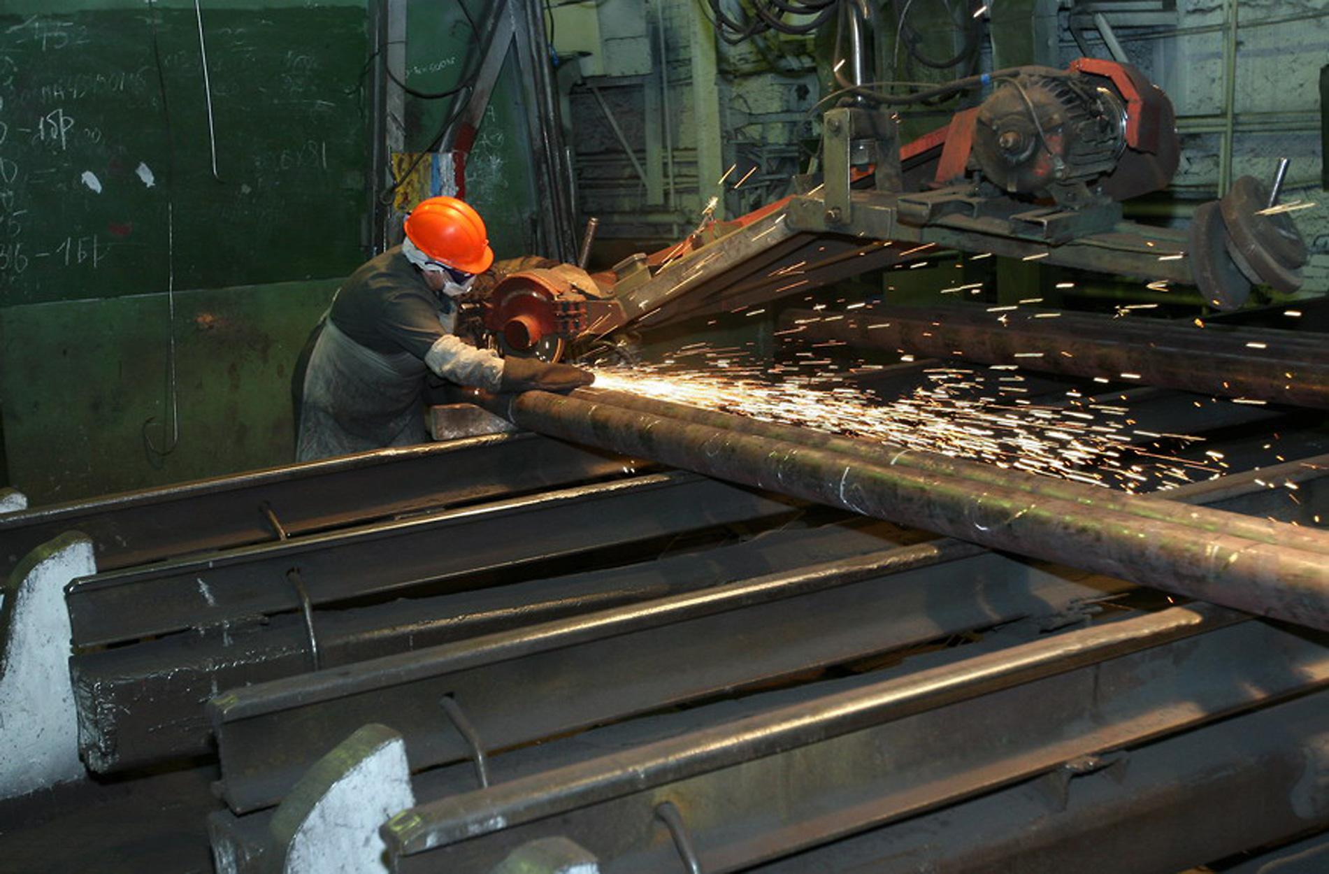 «В целом, в текущем году загрузка завода выросла по сравнению с 2008-2009 годами, - прокомментиро
