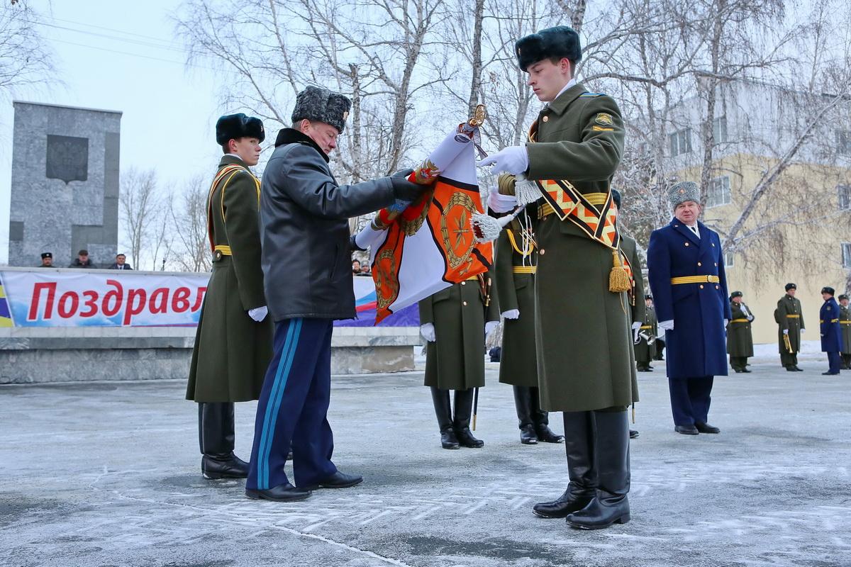 Как сообщили агентству «Урал-пресс-информ» в пресс-службе Центрального военного округа, на белом