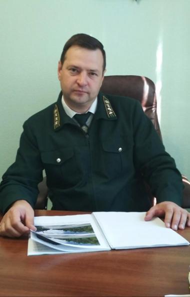 Заместителем начальника Главного управления лесами Челябинской области назначен Юрий Золотухин.