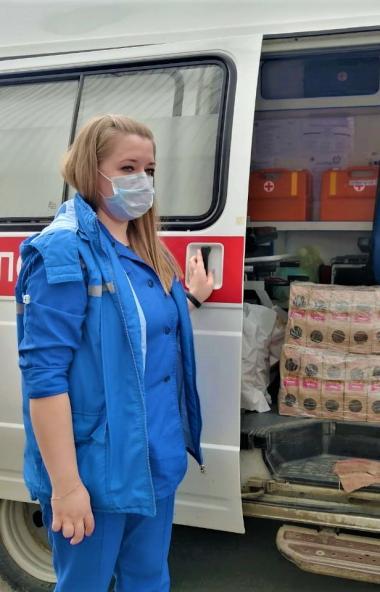 Во вторник, 28 апреля, в России отмечается День работников скорой медицинской помощи. Сотр