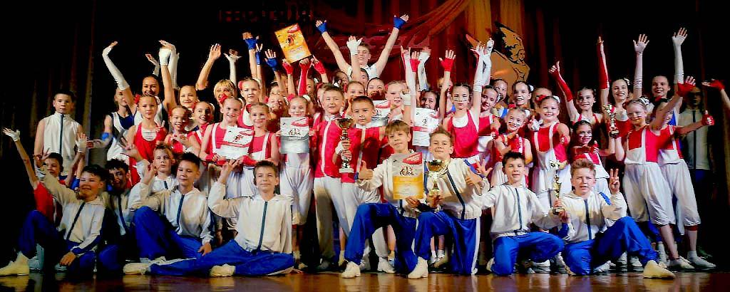 В этом году заявки на участие подали 27 коллективов, в конкурсе приняло участие более 600 танцор