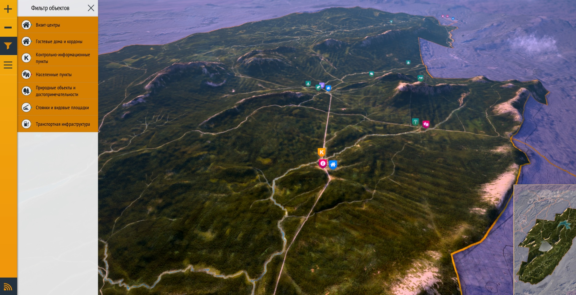В этом году национальный парк «Зюраткуль» радует своими обно